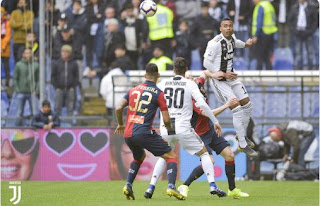 Genoa vs Juventus 2-0 Full Highlights