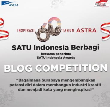 Inspirasi 60 Tahun Astra dan Masa Depan Cerah Industri Kreatif di Surabaya