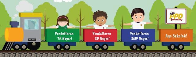 Jadwal pendaftaran PPD TK Negeri Kota Semarang tahun pelajaran 2017/2018