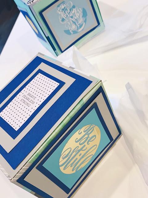 Sympathy Tissue Boxes to make @michellepaigeblogs.com