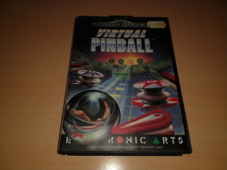 virtual pinball megadrive