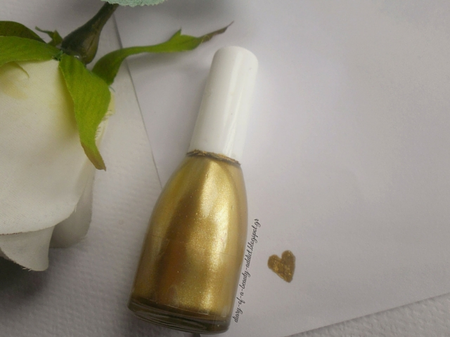 Beauty Line Cosmetics Nail Polish 451