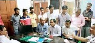 सिरोही में ग्रामीणों ने पेयजल की समस्या से जलदाय विभाग के अधिकारियों को अवगत कराया