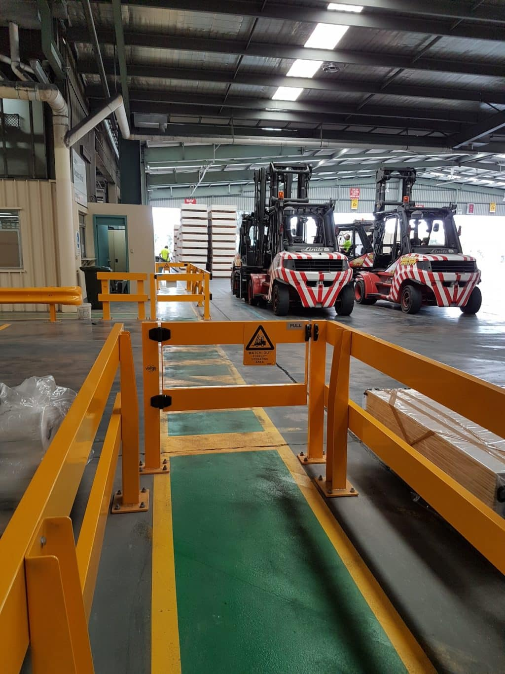 forklift safety practices