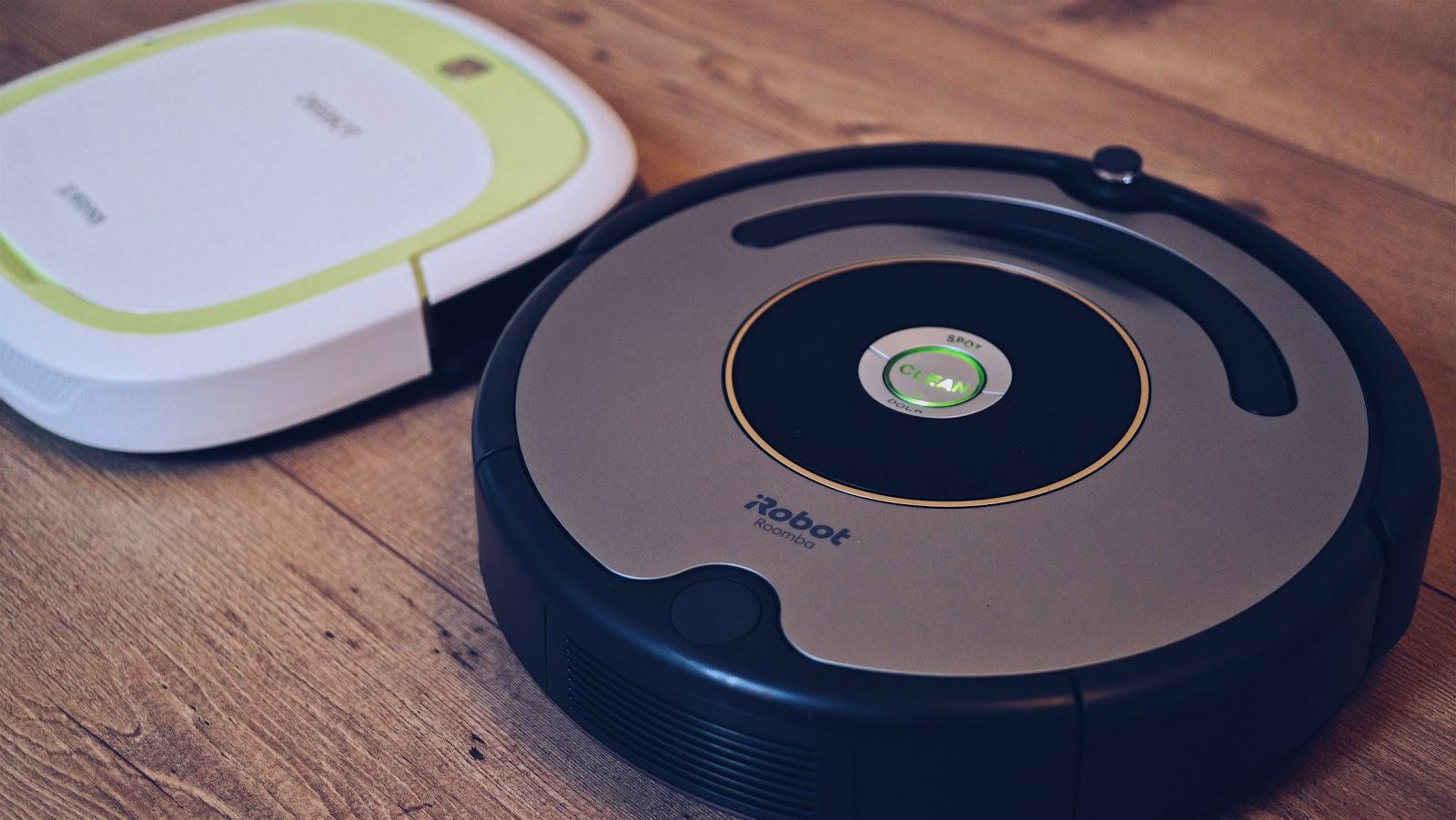 Robot Wars: iRobot Roomba 616 vs. EcoVacs DeeBot Slim | Wer wird demnächst in meinem Büro fahren