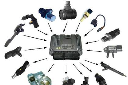 Fungsi Sensor-Sensor Pada Mesin EFI Dan Mengetahui Kerusakannya