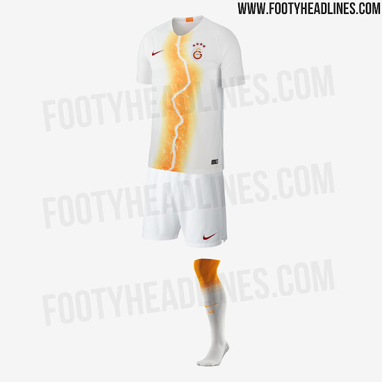 official photos 41ecc 59af2 Nike Galatasaray 18-19 Third Kit Released - Footy Headlines