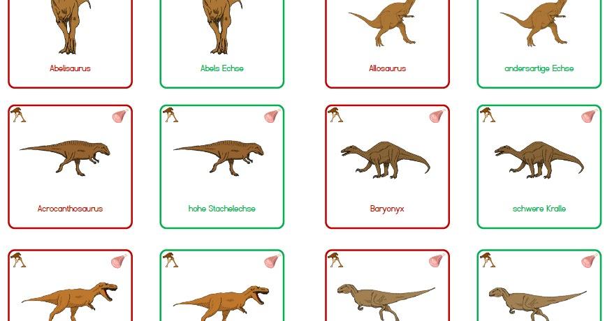 Krabbelwiese dinosaurier for Kleine teichfische arten