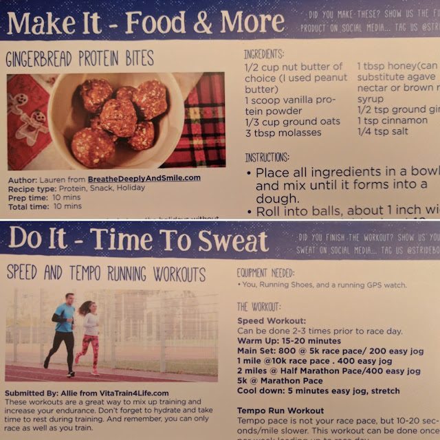 Make It / Do It @StrideBox #stridebox
