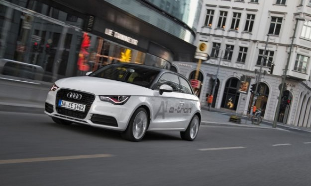 Audi A1 E Tron Sustainable Urban Mobility Cars Today