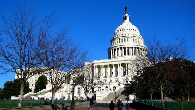 """""""Ciudad fantasma"""": Revelan baja productividad de Congreso de EEUU"""