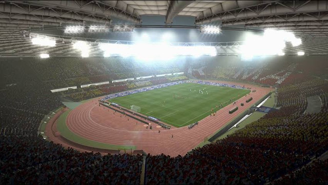 AZ Stadium Pack Terbaru PES 2017