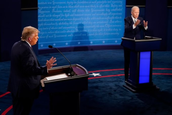 US Presidential debate branded a 'disgrace' as Trump lashes out at moderator after debate gets out of control