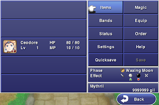 Final Fantasy IV The After Year Hack