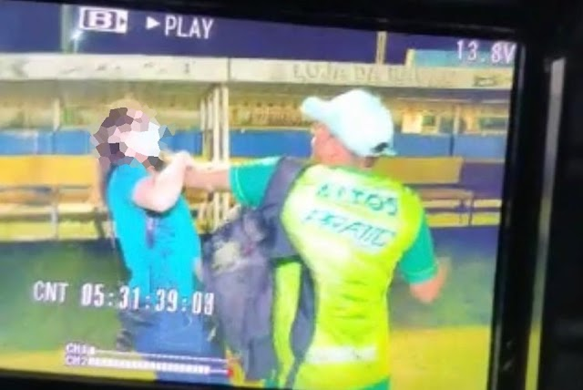 NOTA DE REPÚDIO - Jornalista esportiva do Piauí é agredida após jogo em Altos