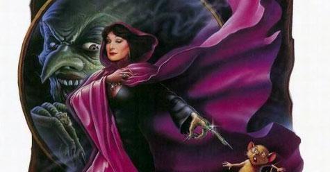 Libro versus Película. Las brujas. Roald Dahl y Nicolas Roeg - Cine de Escritor