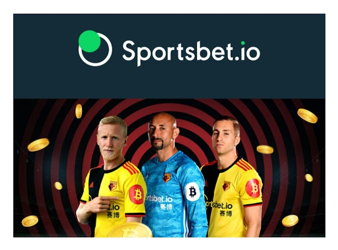 Watford FC in Partnership with Sportsbet.io, Adds Bitcoin logo on new Home Kit