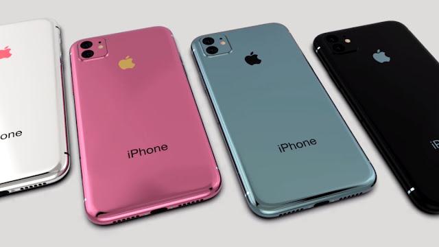 Apple का लीक हुआ iPhone 11R डिज़ाइन