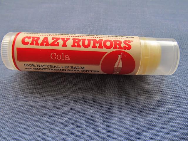 Бальзам для губ зі смаком Коли від Crazy Rumors