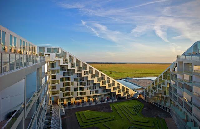 Kiến trúc sư nổi tiếng - Big design