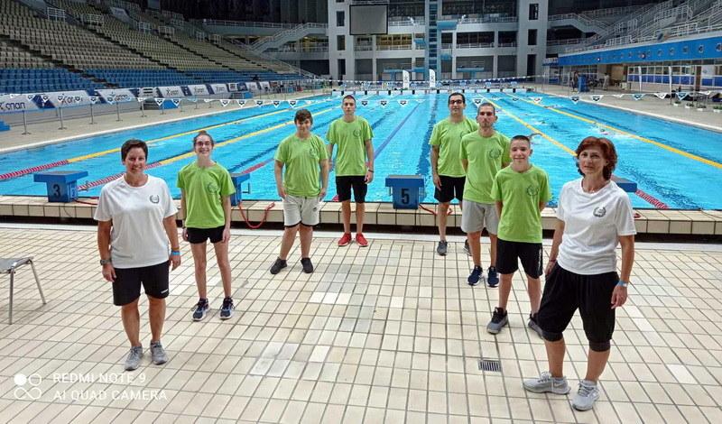 22 μετάλλια ο Α.Σ. ΑμεΑ ΚΟΤΙΝΟΣ στο Πανελλήνιο Πρωτάθλημα Κολύμβησης ΑμεΑ 2021