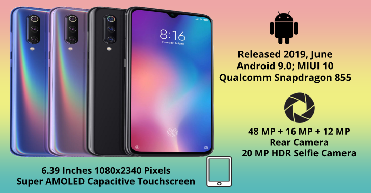 Xiaomi Mi 9 Review With Pros and Cons