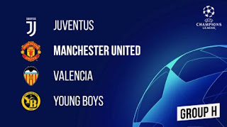 Manchester United vs Juventus: Reuni Ronaldo dan Pogba di Liga Champions