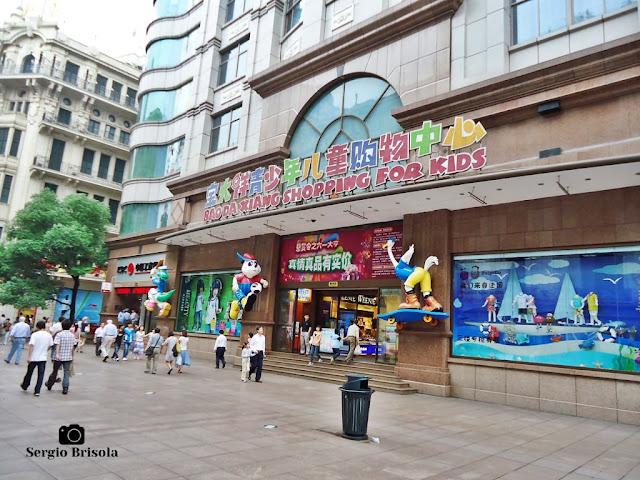 Bao Da Xiang Shopping for Kids - Shanghai