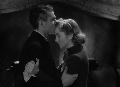Joan Fontaine - Laurence Olivier / Rebecca 1940