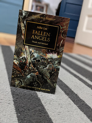 Fallen Angels a Horus Heresy novel by Mike Lee