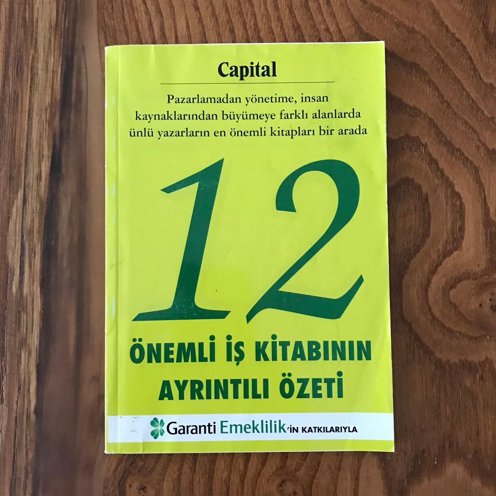 12 Onemli Is Kitabinin Ayrintili Ozeti