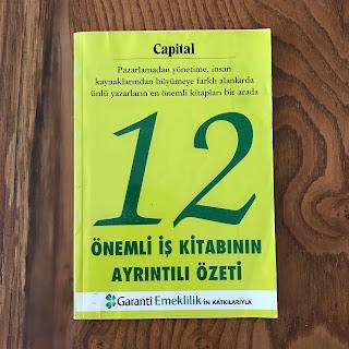 12 Onemli Is Kitabinin Ayrintili Ozeti (Kitap)