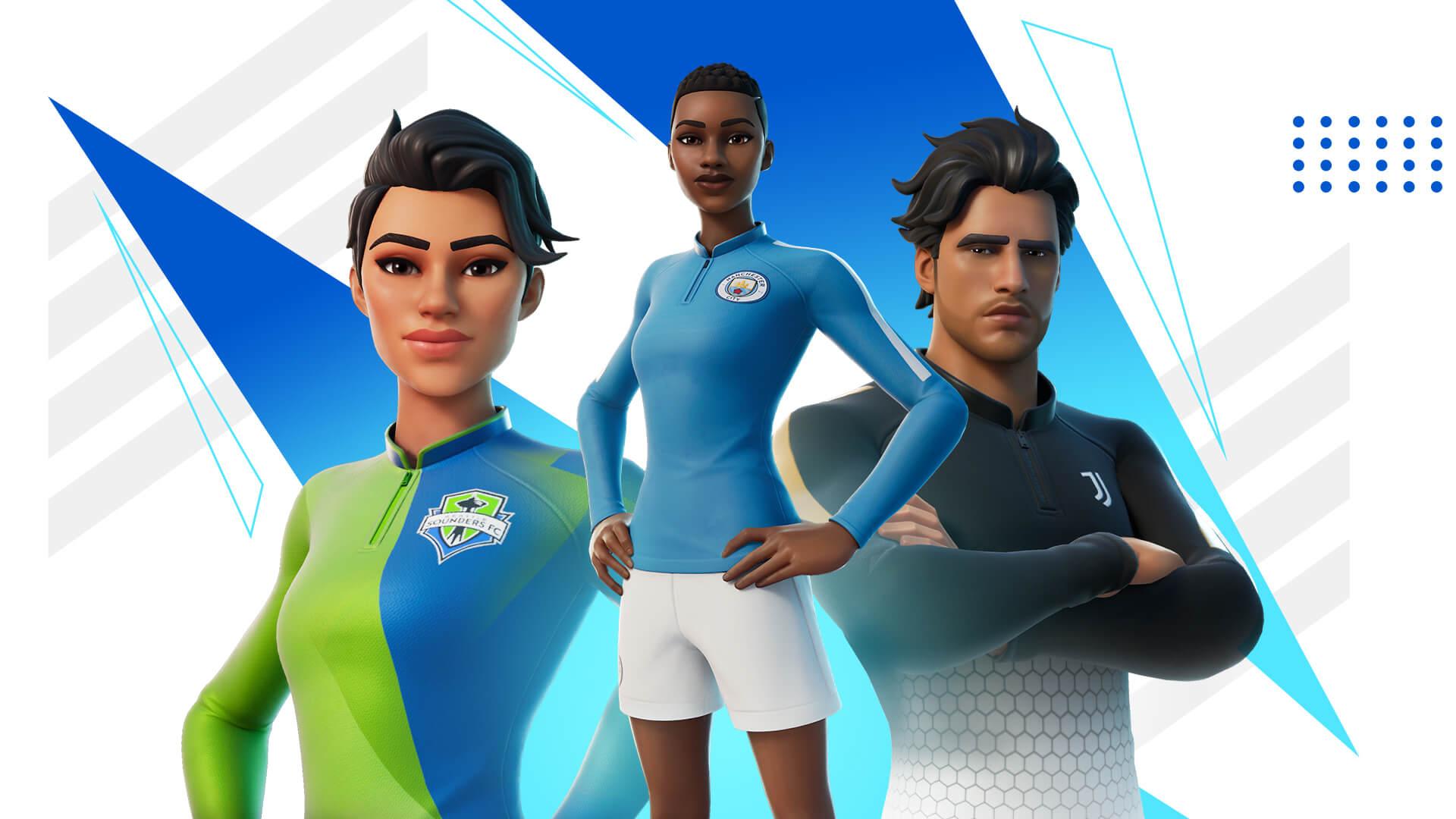Il mondo del Calcio arriva su Fortnite | Video