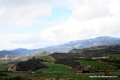 El Castellot i Sant Mamet nevats