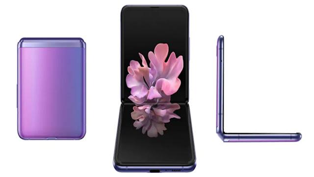 Gadgets & Widgets, Samsung Galaxy Z Flip, Galaxy Z Flip, Vanila Z Flip