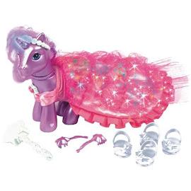 My Little Pony Lily Lightly Deluxe Unicorn Bonus G3 Pony