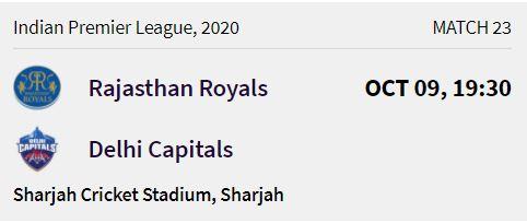 rajasthan-royals-match-6-ipl-2020