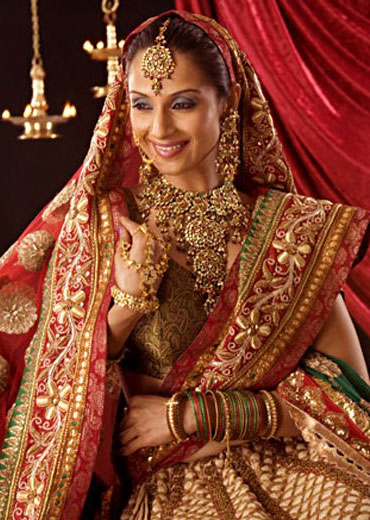 Pakistani New Bridal Dulhan Dresses Pictures Fashion World