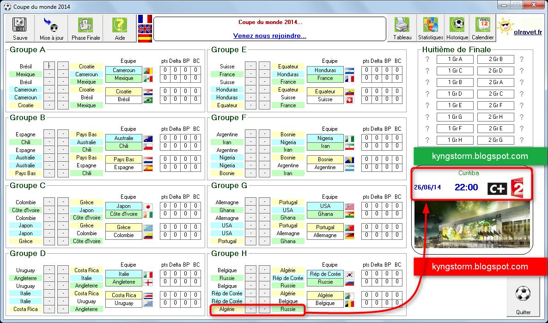 Kyngland suivre la coupe du monde 2014 la loupe - Programme coupe du monde des clubs 2014 ...