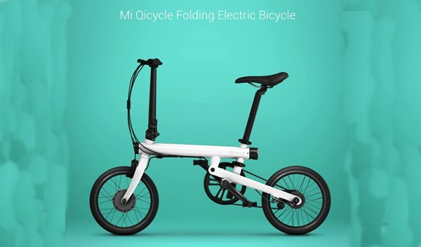 xiaomi Qicycle bike
