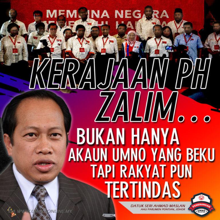 PH Zalim