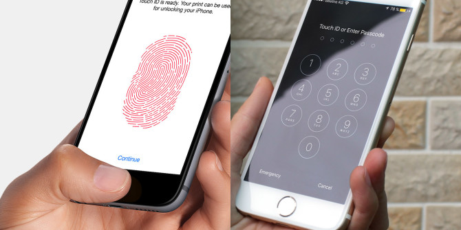 لماذا يجب أن لا تعتمد علي قارىء بصمات الأصابع في قفل هاتفك الذكي