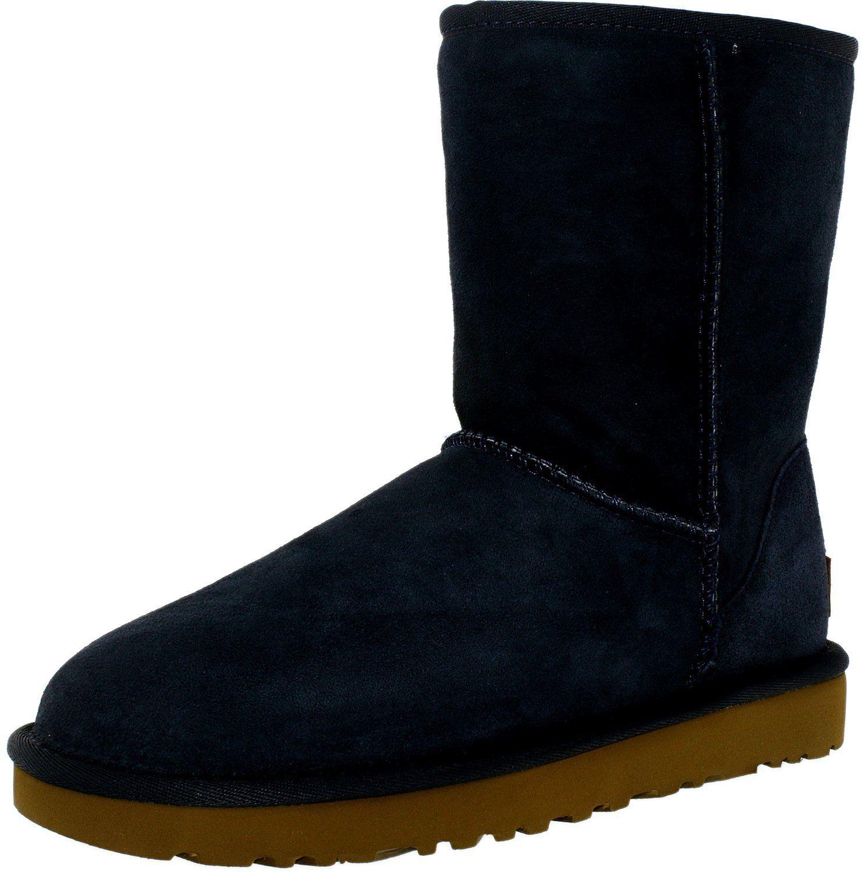 87819b4ea50 Ugg Women's Classic Short II Ankle-High Suede Boot $99.99 (Reg. $160 ...
