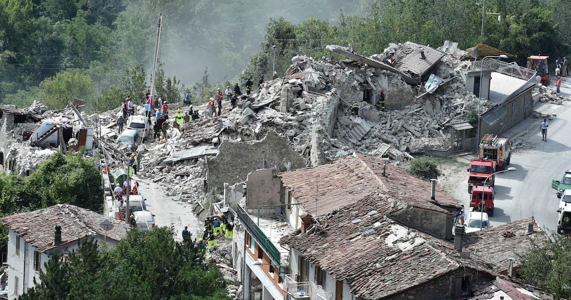 Disastri telecomandati