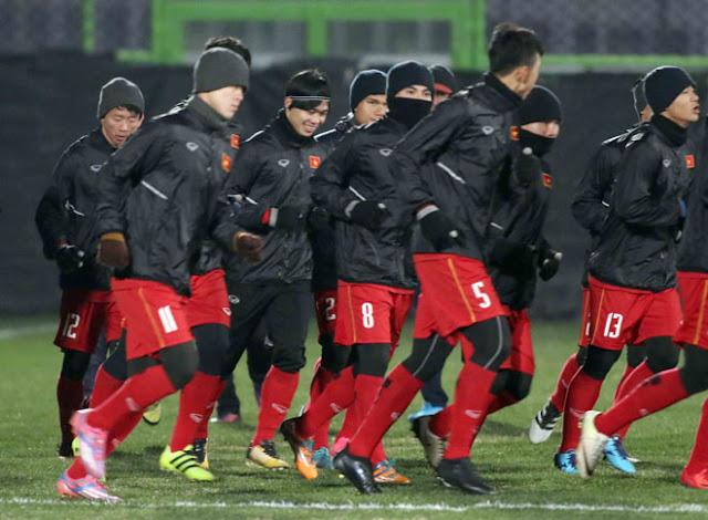 Tin nóng U23 châu Á 11/1: Công Phượng đổi kiểu tóc, lấy may cho U23 Việt Nam