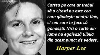 Maxima zilei: 28 aprilie - Harper Lee