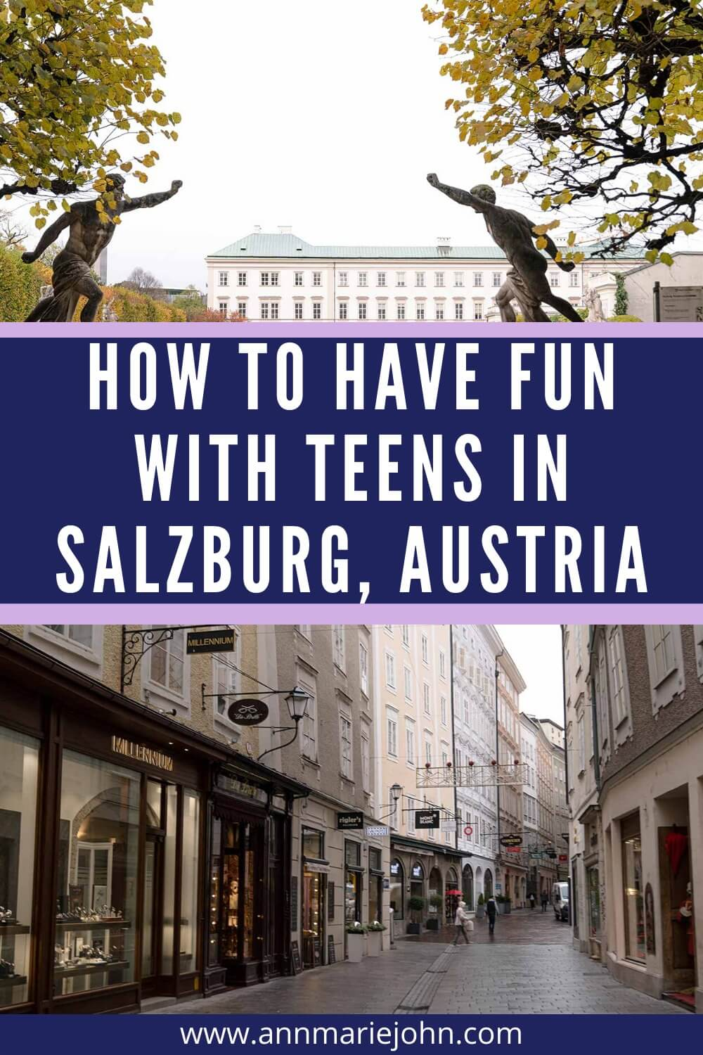 How to have Fun with Teens in Salzburg, Austria