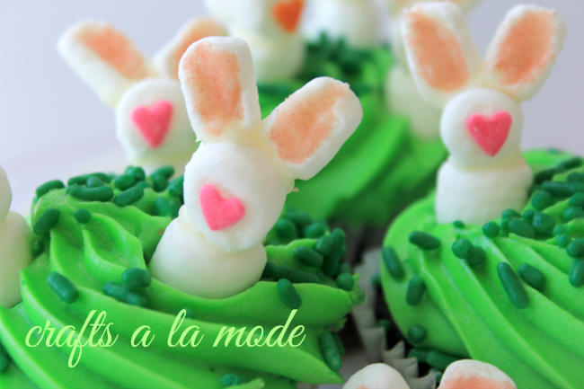 how to make marshmallow bunnies