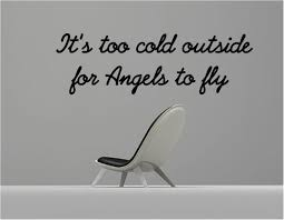 cold sayings