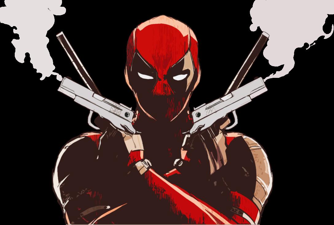 render Deadpool - Wade Winston Wilson